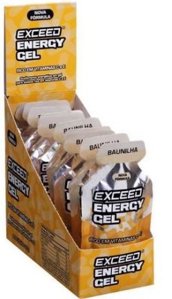 exceed gel baunilha