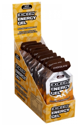 exceed gel chocolate