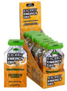 exceed gel limao