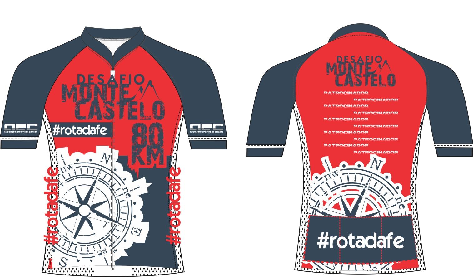 30 de Julho de 2017  Desafio Monte Castelo (Passeio Ciclístico ... c7e32fff27d2f
