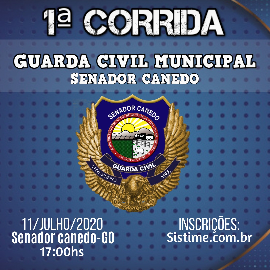 corrida-guarda-civil-municipal-senador-canedo-2020